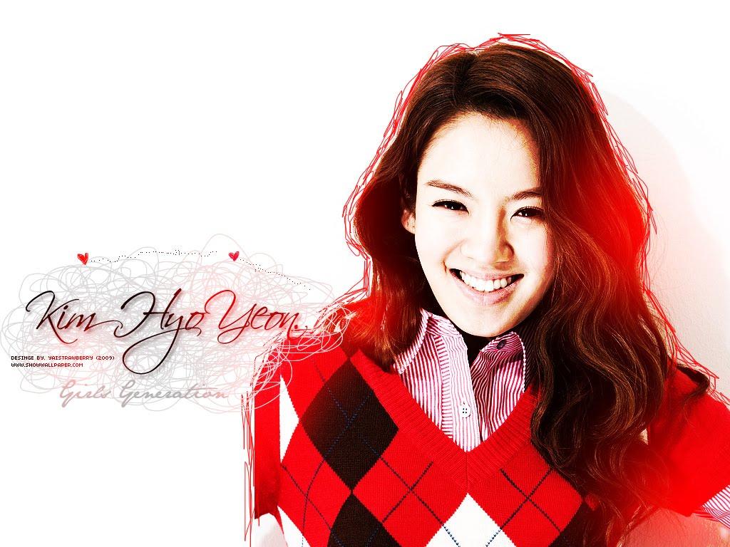 Sarang Korea ♥: [Profil & Fakta] Hyoyeon Girls' Generation