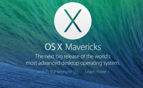 OS X Maverics